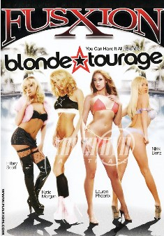 Blonde Tourage - 金髮美女挨個日